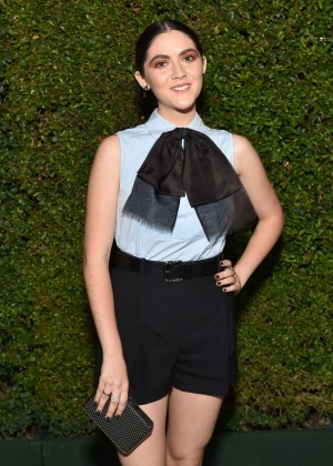 Isabelle Fuhrman - Claiborne Swanson Frank's Book Launch in Beverly Hills