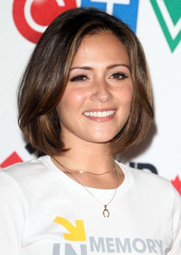 Italia Ricci - 2014 Stand Up 2 Cancer Live Benefit in Hollywood