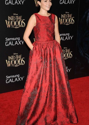 Italia Ricci: Into the Woods NY Premiere -15