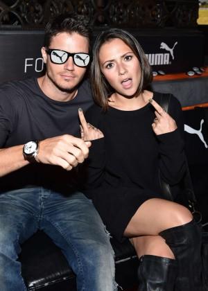 Italia Ricci - Puma 'Forever Faster' Campaign Celebration in Los Angeles