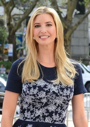 Ivanka Trump - 2014 Couture Council Awards in NYC