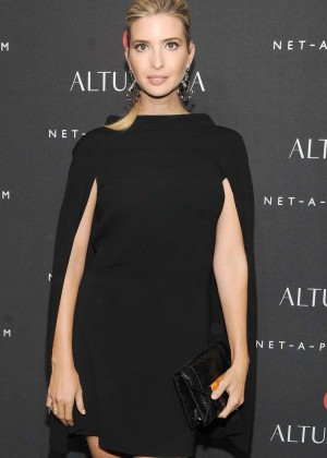 Ivanka Trump - Altuzarra for Target Launch Event in NY