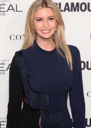 Ivanka Trump - Glamour 2014 Women Of The Year Awards in New York