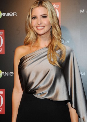 Ivanka Trump - InStyle 20th Anniversary Party in NYC
