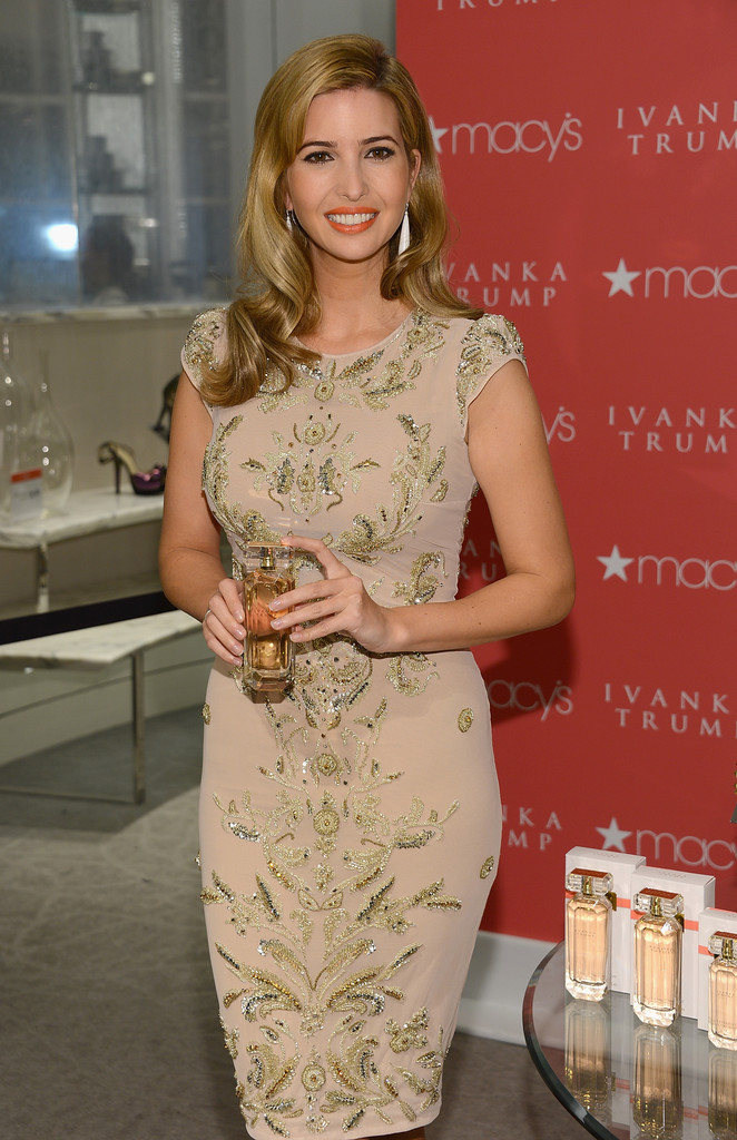 Ivanka Trump 2013 : Ivanka Trump – Ivanka Trump Fragrance Launch in NYC-01