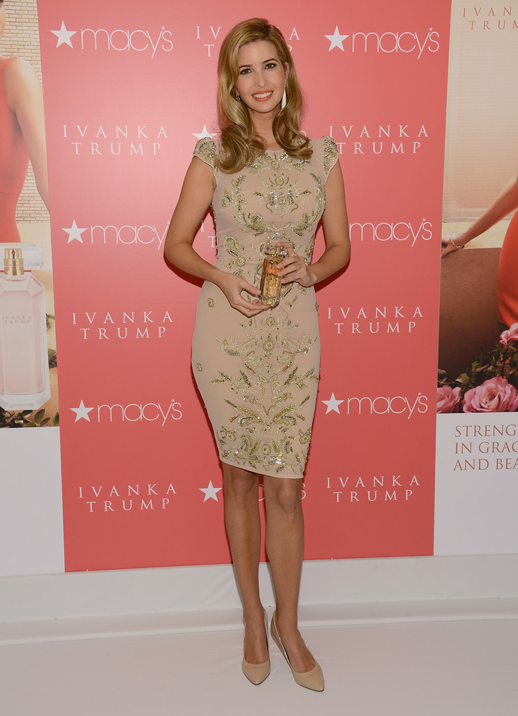 Ivanka Trump 2013 : Ivanka Trump – Ivanka Trump Fragrance Launch in NYC-05