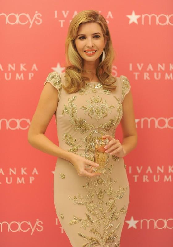 Ivanka Trump - Ivanka Trump Fragrance Launch in NYC-09
