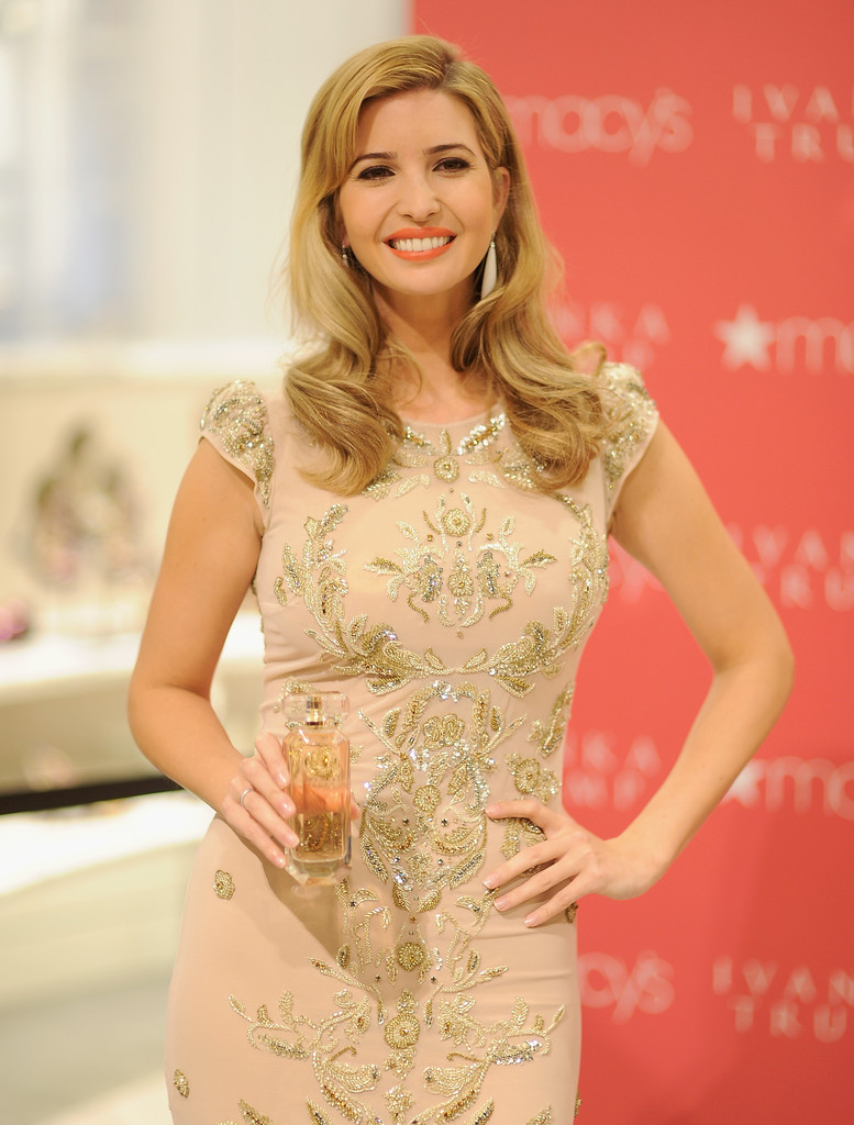 Ivanka Trump 2013 : Ivanka Trump – Ivanka Trump Fragrance Launch in NYC-11