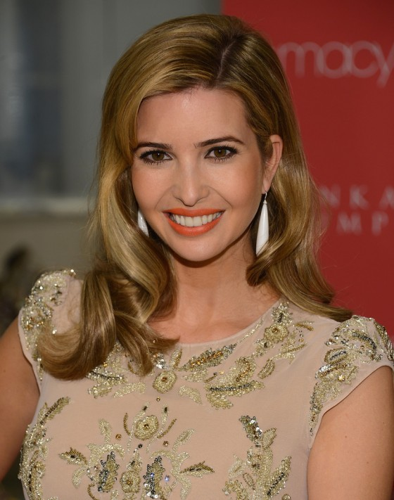 Ivanka Trump 2013 : Ivanka Trump – Ivanka Trump Fragrance Launch in NYC-12