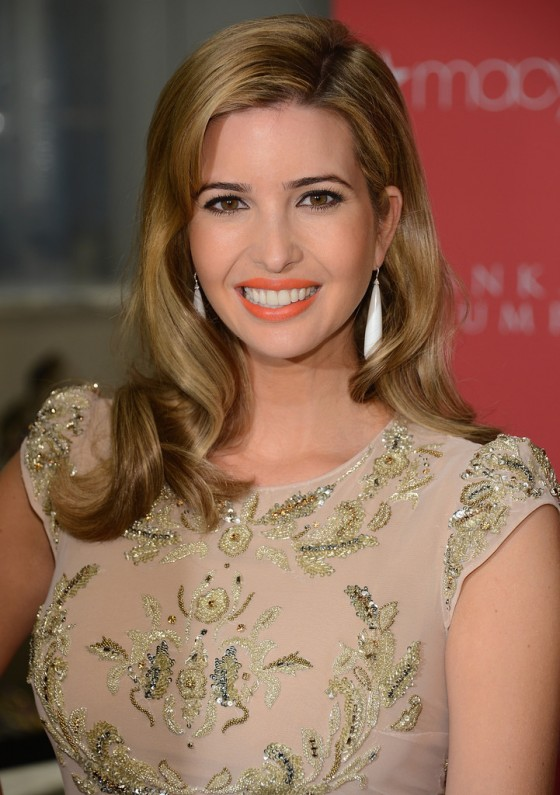 Ivanka Trump 2013 : Ivanka Trump – Ivanka Trump Fragrance Launch in NYC-13