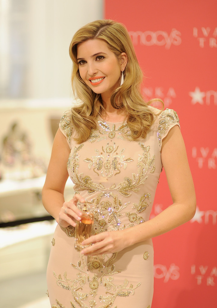 Ivanka Trump 2013 : Ivanka Trump – Ivanka Trump Fragrance Launch in NYC-15