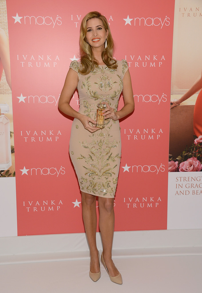 Ivanka Trump 2013 : Ivanka Trump – Ivanka Trump Fragrance Launch in NYC-16