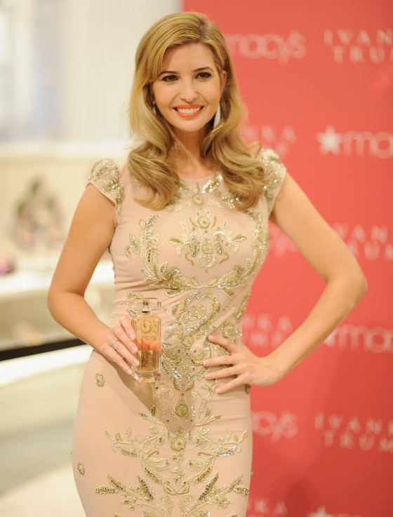 Ivanka Trump 2013 : Ivanka Trump – Ivanka Trump Fragrance Launch in NYC-17