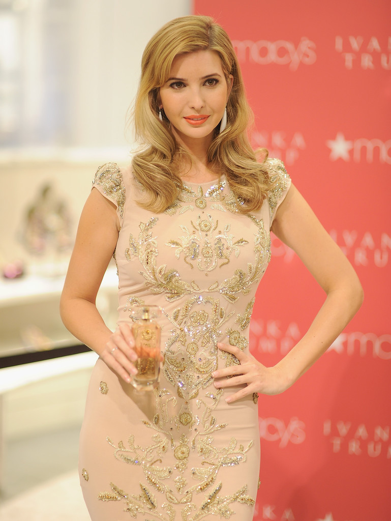 Ivanka Trump 2013 : Ivanka Trump – Ivanka Trump Fragrance Launch in NYC-18