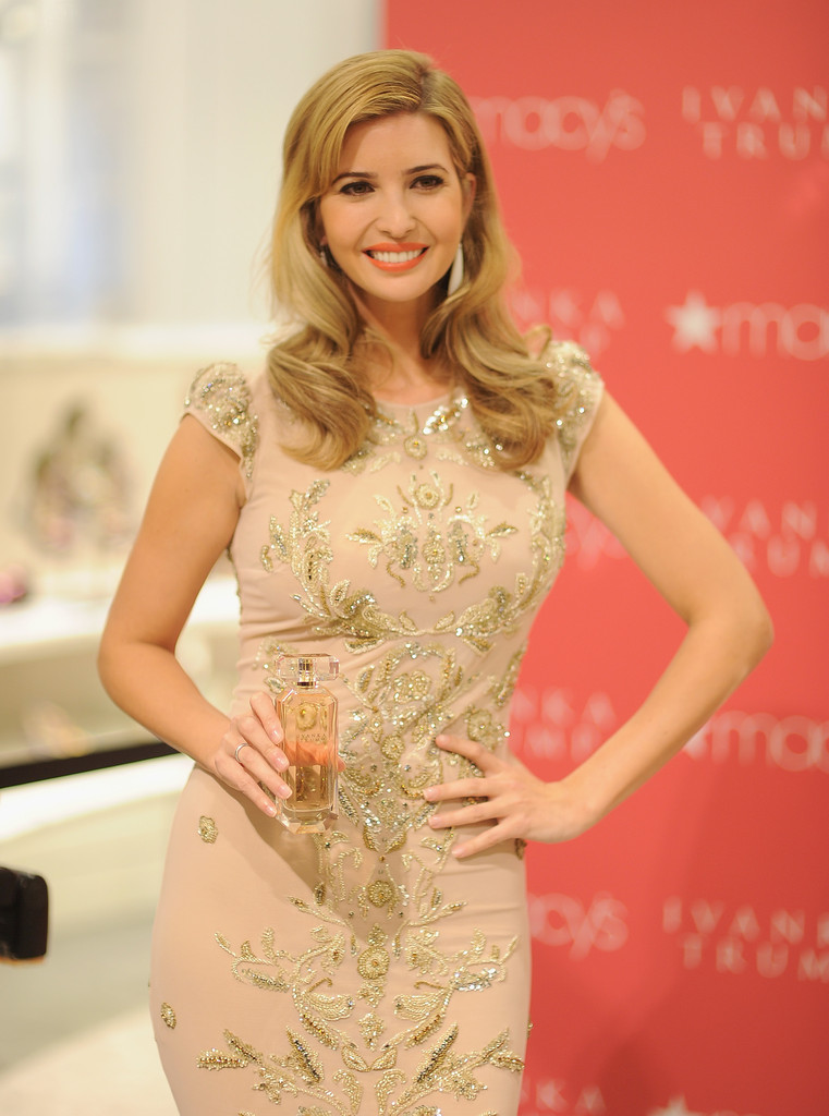 Ivanka Trump 2013 : Ivanka Trump – Ivanka Trump Fragrance Launch in NYC-21