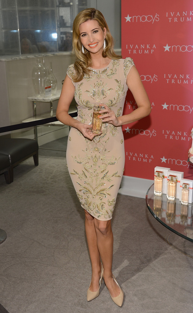 Ivanka Trump 2013 : Ivanka Trump – Ivanka Trump Fragrance Launch in NYC-22
