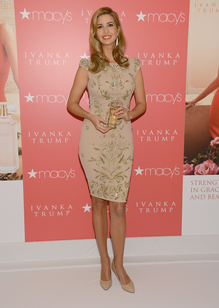 Ivanka Trump 2013 : Ivanka Trump – Ivanka Trump Fragrance Launch in NYC-23