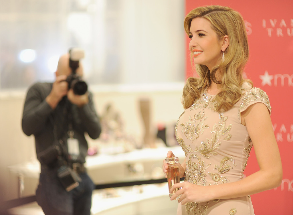 Ivanka Trump 2013 : Ivanka Trump – Ivanka Trump Fragrance Launch in NYC-25