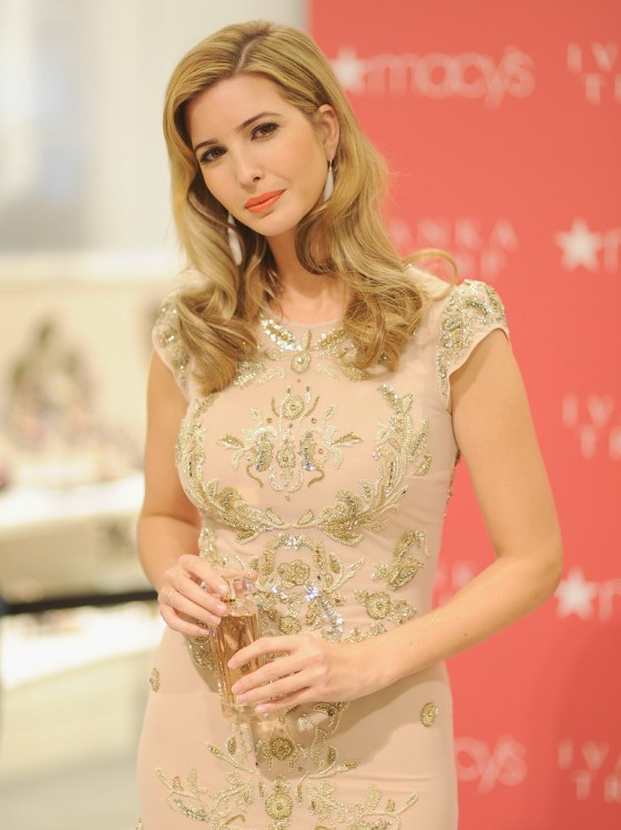 Ivanka Trump 2013 : Ivanka Trump – Ivanka Trump Fragrance Launch in NYC-31