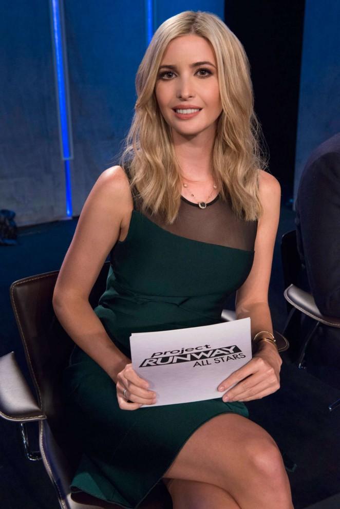 Ivanka Trump - Project Runway AllStars Season 4 Ep 3 Promos (2014)