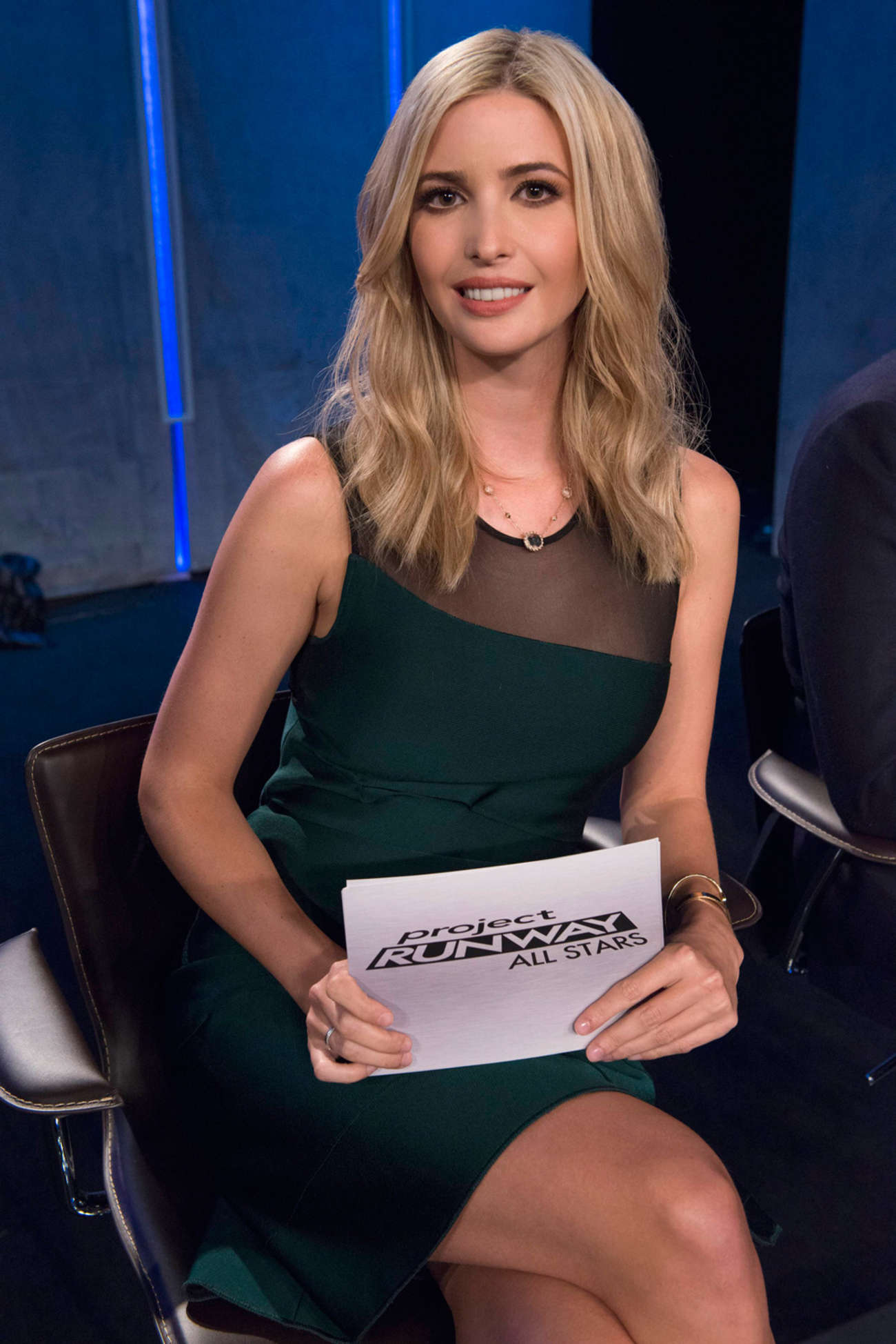 Ivanka Trump - Project Runway AllStars Season 4 Ep 3 Promos (2014)
