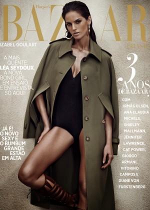 Izabel Goulart - Harper's Bazaar Brazil Magazine (November 2014)