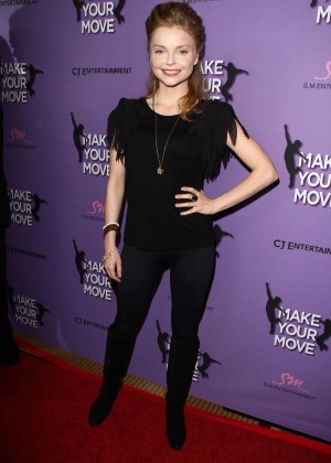 Izabella Miko: Make your Move Premiere -03