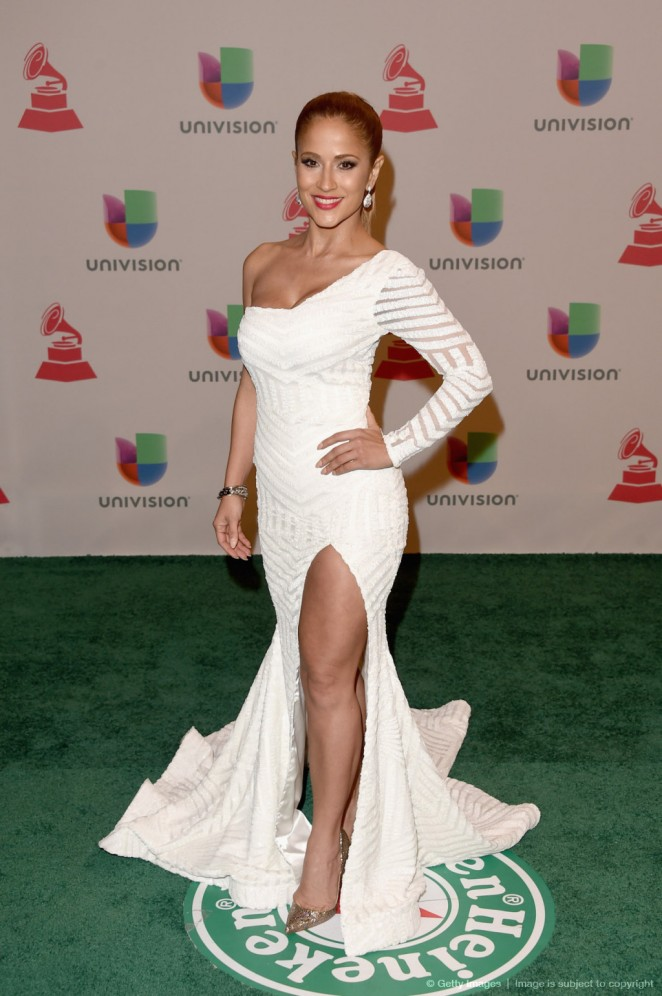 Jackie Guerrido - 15th Annual Latin Grammy Awards