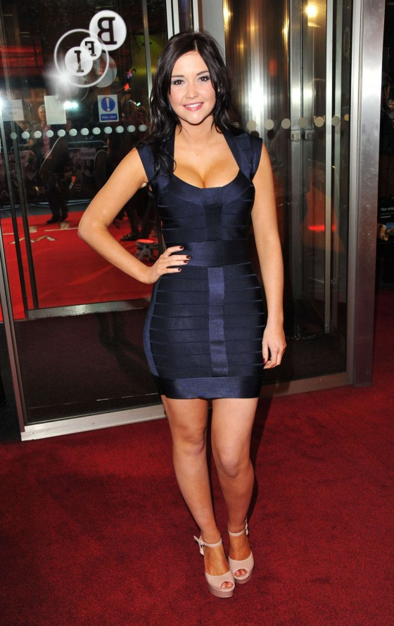 Jacqueline Jossa at Premiere of Wrath Of The Titans-01