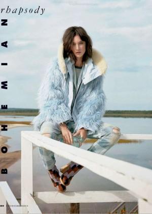Jacquelyn Jablonski - Elle Italy Magazine (December 2014)