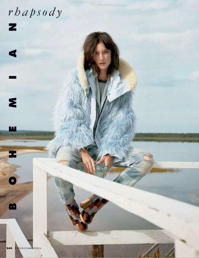 Jacquelyn Jablonski – Elle Magazine (Italy December 2014)