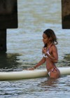 Jada Pinkett Smith in a white bikini in Hawaii -01