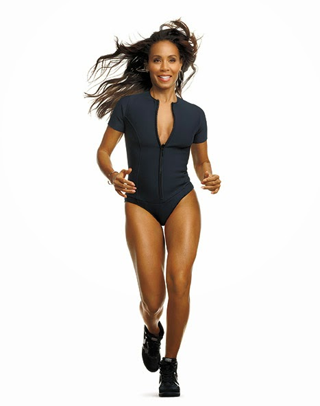 Jada Pinkett Smith - Shape US Magazine (February 2015)