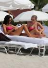 Jade Foret - Bikini Candids in Miami -22