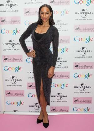 Jade Johnson - Amy Winehouse Foundation Ball in London