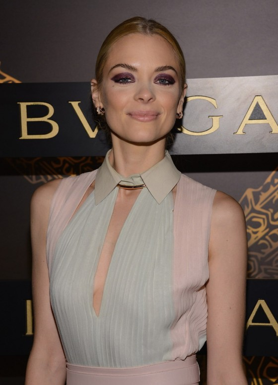 Jaime King – 2013 Bulgari Celebrates Icons Of Style The Serpenti in NY -02
