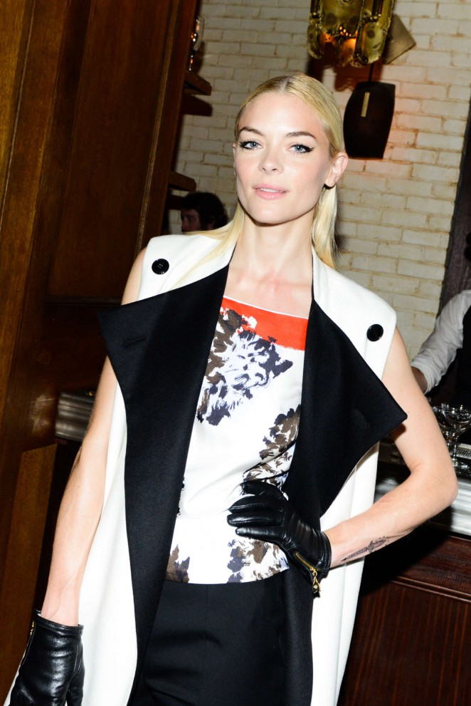 Jaime King - 2014 CFDA/Vogue Fashion Fund Design Challenge Cocktail in New York