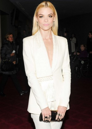 Jaime King - Cole Haan Celebrates with New York City Ballet in NY