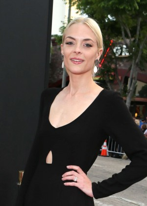 Jaime King: The Rover Los Angeles Premiere -02