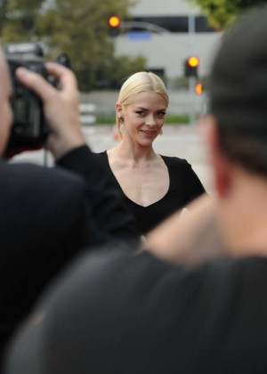 Jaime King: The Rover Los Angeles Premiere -09