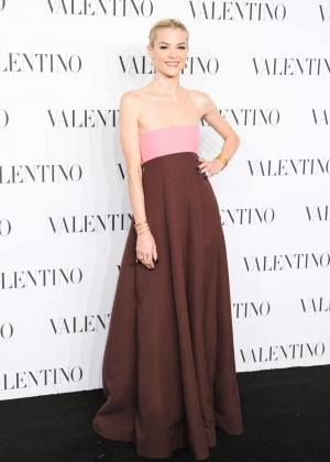Jaime King - Valentino Sala Bianca 945 Event in NYC