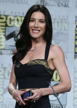 Jaime Murray - Defiance Panel at Comic-Con 2014 in San Diego