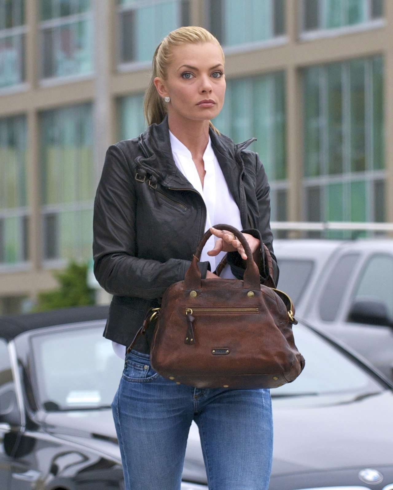 Jaime pressly busted for dui
