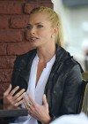 Jaime Pressly at Kings Road Cafe-19