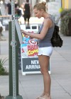 Jaime Pressly having fun in park-04