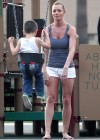 Jaime Pressly having fun in park-05