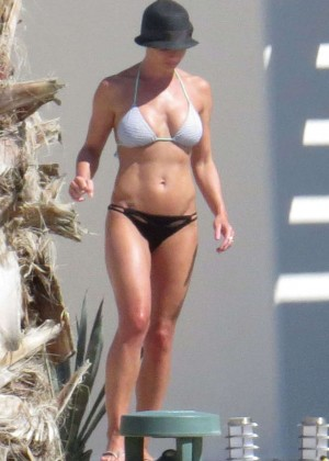 kat foster bikini