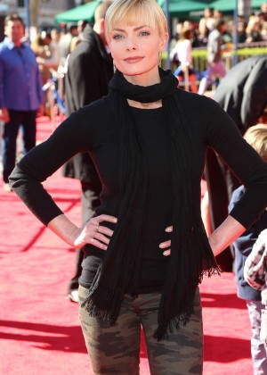 Jaime Pressly: The LEGO Movie Premiere -04
