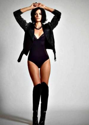 Jaimie Alexander by Don Flood Photoshoot (November 2014)