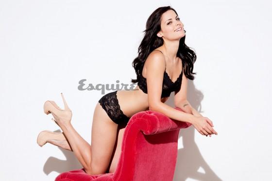 Jaimie Alexander: Esquire Magazine -08